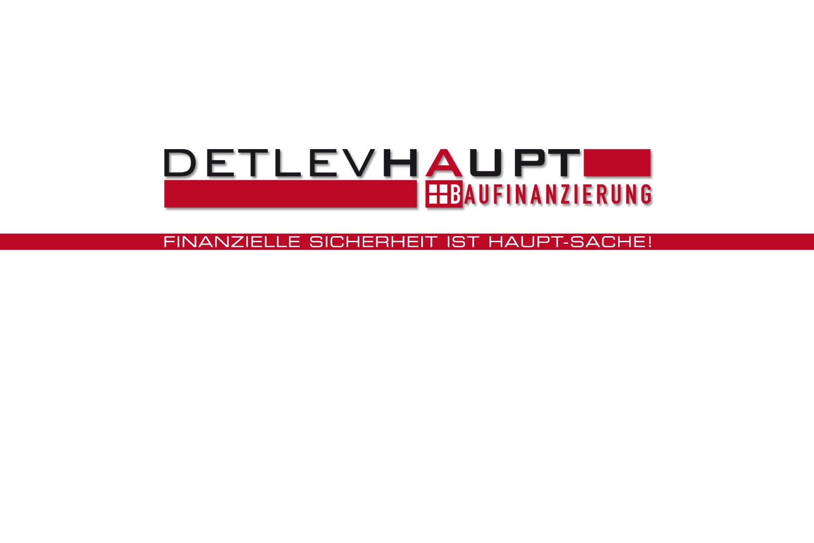 DETLEV HAUPT – Baufinanzierung
